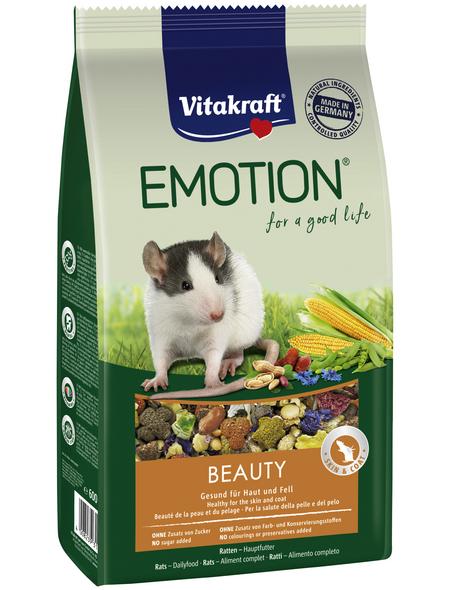 VITAKRAFT Alleinfuttermittel »Beauty«, für Ratten