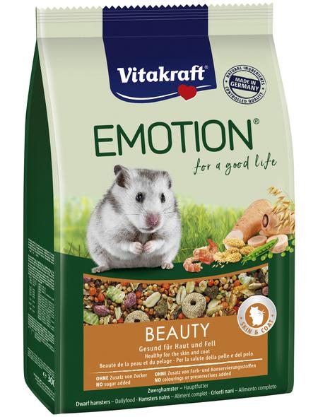 VITAKRAFT Alleinfuttermittel »Beauty«, für Zwerghamster
