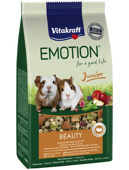 VITAKRAFT Alleinfuttermittel »Beauty Junior«, für junge Meerschweinchen