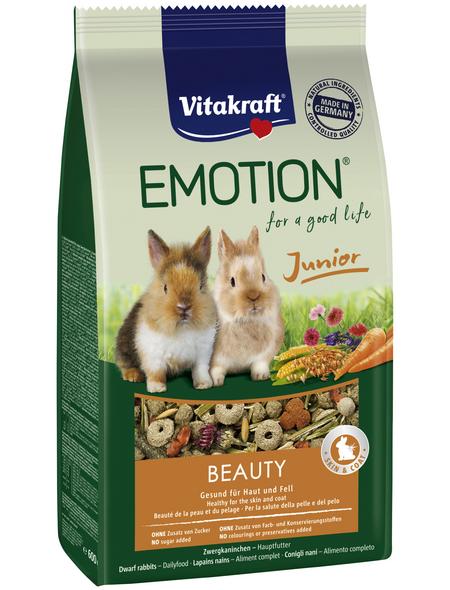 VITAKRAFT Alleinfuttermittel »Beauty Junior«, für junge Zwergkaninchen