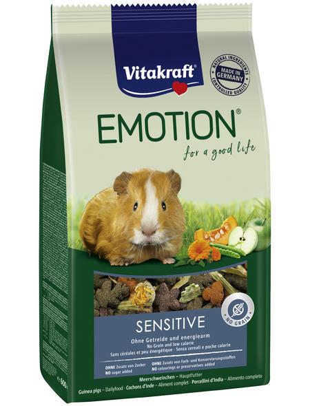VITAKRAFT Alleinfuttermittel »Sensitive«, für Meerschweinchen