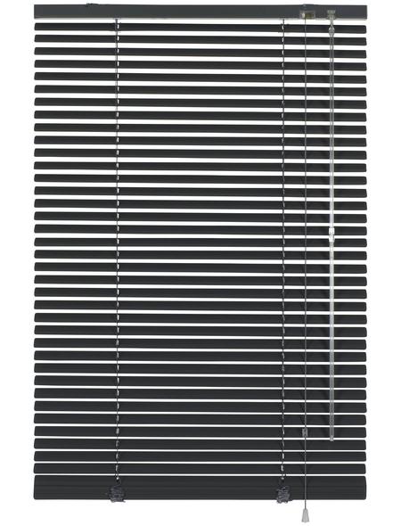 Aluminium-Jalousie, Schiefer, 90x175 cm