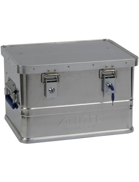 ALUTEC Aluminiumbox »CLASSIC 30«, BxHxL: 33,5 x 27,0 x 43 cm, Aluminium
