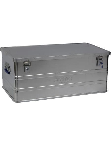ALUTEC Aluminiumbox »CLASSIC«, BxHxL: 49,5 x 37,5 x 89,5 cm, Aluminium