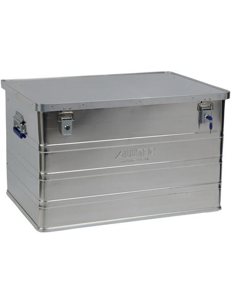 ALUTEC Aluminiumbox »CLASSIC«, BxHxL: 56,5 x 48,2 x 78,5 cm, Aluminium