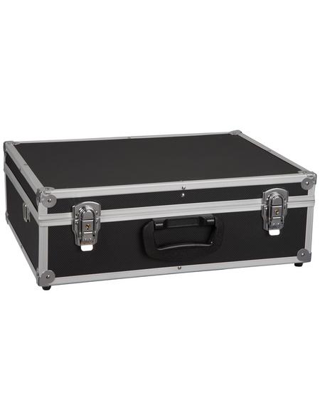 ALUTEC Aluminiumrahmenkoffer, BxHxL: 36 x 16,5 x 46 cm, Kunststoff