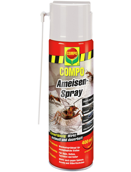 COMPO Ameisen-Spray 400 ml