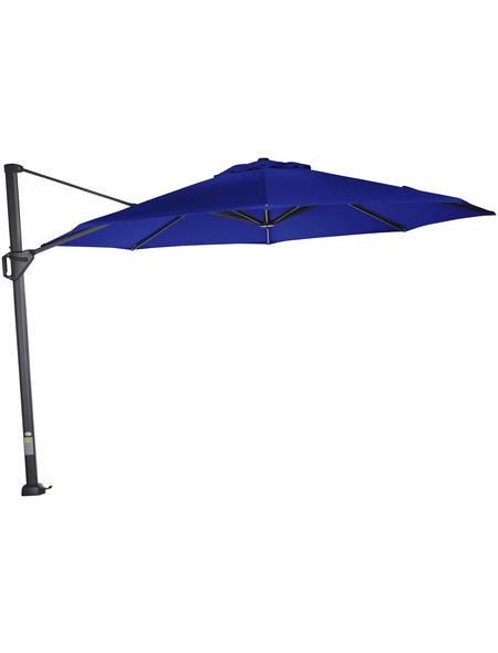 SIENA GARDEN Ampelschirm, Breite: 350 cm, Sonnenschutzfaktor: 50+