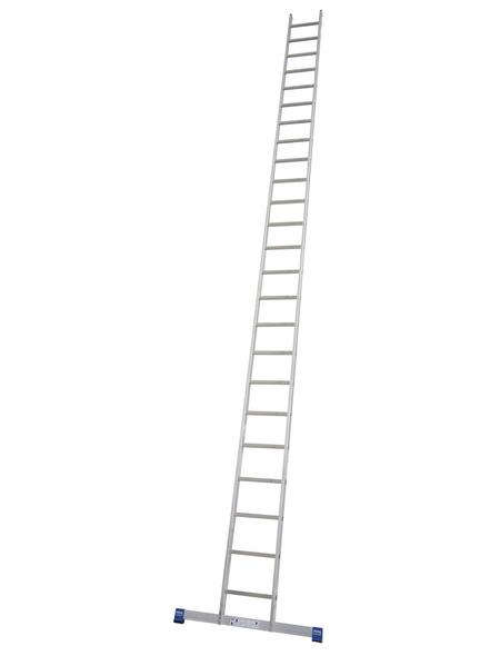KRAUSE Anlegeleiter »STABILO«, Anzahl Sprossen 24