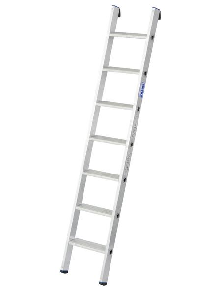 KRAUSE Anlegeleiter »STABILO«, Anzahl Sprossen 7
