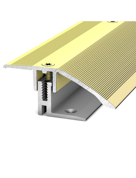 CARL PRINZ Anpassungsprofil »LPS 220«, saharagelb, BxLxH: 44 x 900 x 19 mm