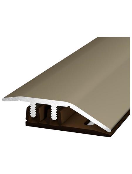 CARL PRINZ Anpassungsprofil »PROFI-DESIGN«, edelstahlfarben, BxLxH: 34 x 900 x 6 mm