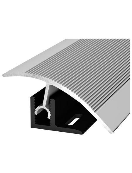 CARL PRINZ Anpassungsprofil »Profi-Tec XXL«, silberfarben, BxLxH: 54 x 900 x 20 mm