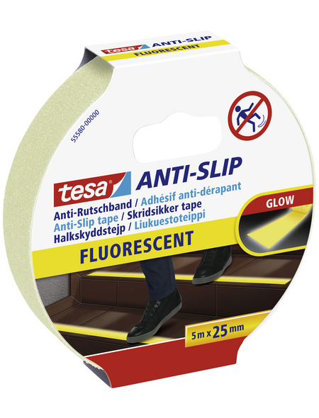 TESA Anti-Rutschband, gelb