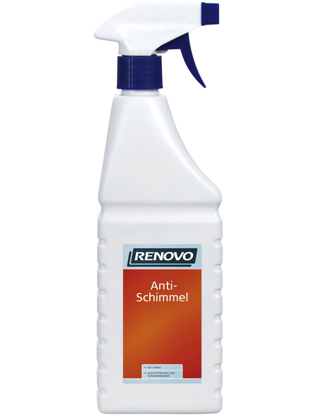 RENOVO Anti-Schimmel Spray, 0,5 l