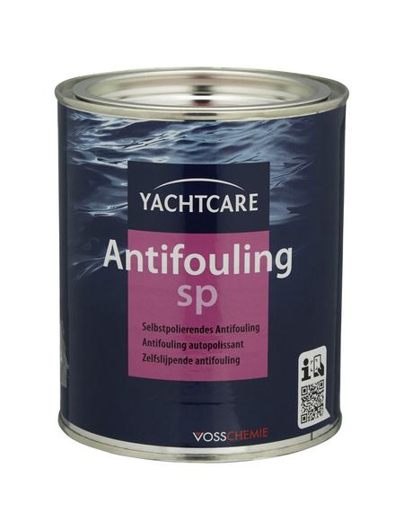yachtcare® Antifouling, rot, matt