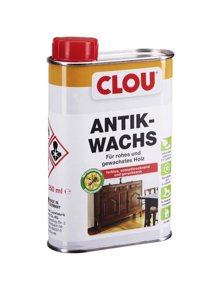 CLOU Antikwachs, 0,25 l, farblos