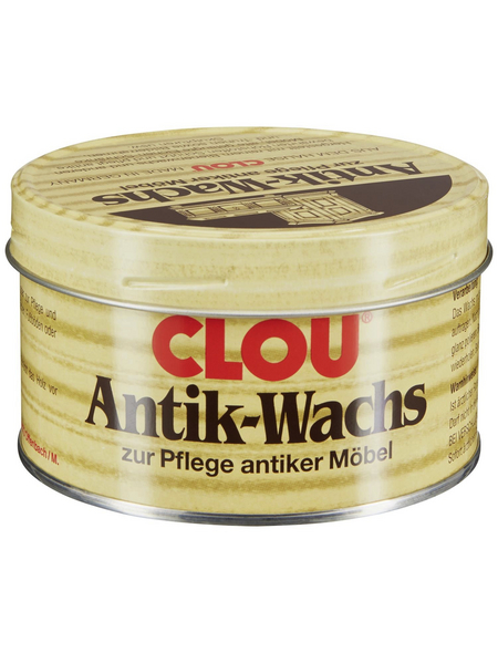 CLOU Antikwachs, 375 l, transparent