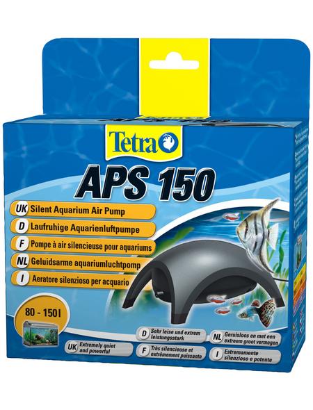 TETRA Aquarienpumpe »APS«, 3,1 W, für Aquarien bis: 150 l, schwarz