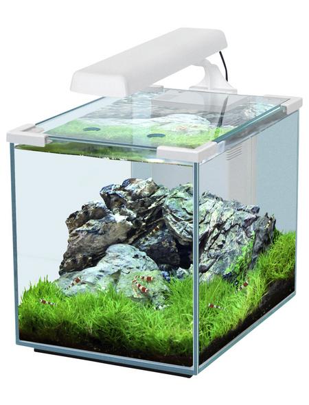Aquarienset Nano Cubic 20 LED