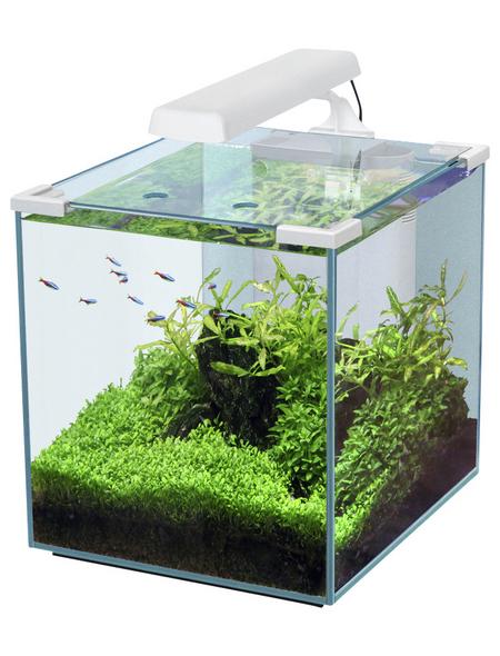 Aquarienset Nano Cubic 30 LED