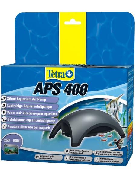 TETRA Aquarium Luftpumpe »APS«, 400 W, für Aquarien bis: 600 l, schwarz