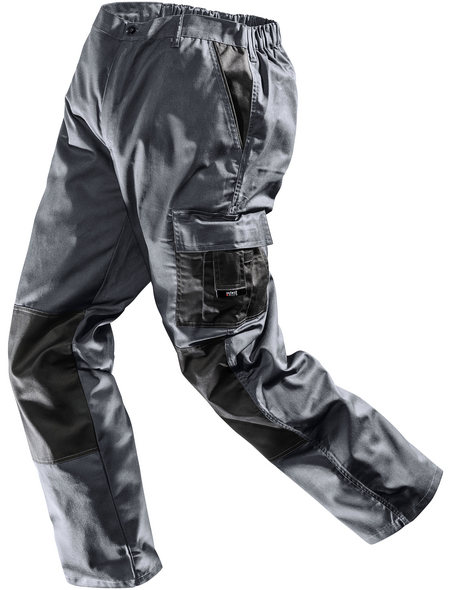 SAFETY AND MORE Arbeitshose, GALAXY, Polyester, Anthrazit, L