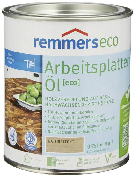 REMMERS Arbeitsplattenöl eco natureffekt 0,75 l