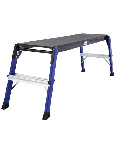 KRAUSE Arbeitsplattform »MONTO«, Anzahl Stufen: 1, bis 150 kg