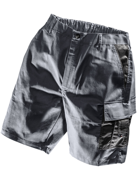 SAFETY AND MORE Arbeitsshort, GALAXY, Polyester, Anthrazit, M