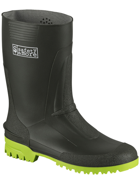SAFETY AND MORE Arbeitsstiefel »Mega«, grün