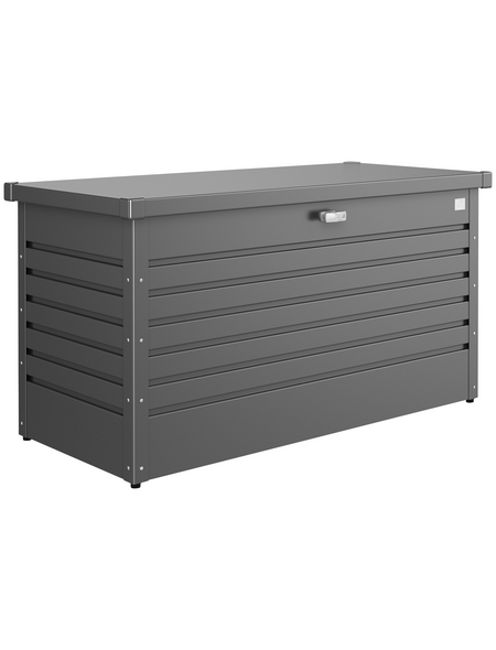 BIOHORT Aufbewahrungsbox, B x H: 134 x 71 cm, Stahlblech