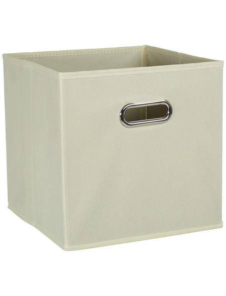ZELLER Aufbewahrungsbox BxH: 28 cm x 28