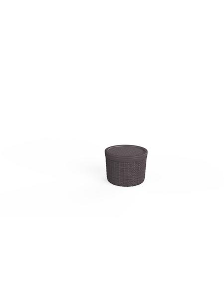 CURVER Aufbewahrungsbox, BxHxL: 17 x 13 x 17 cm, Kunststoff