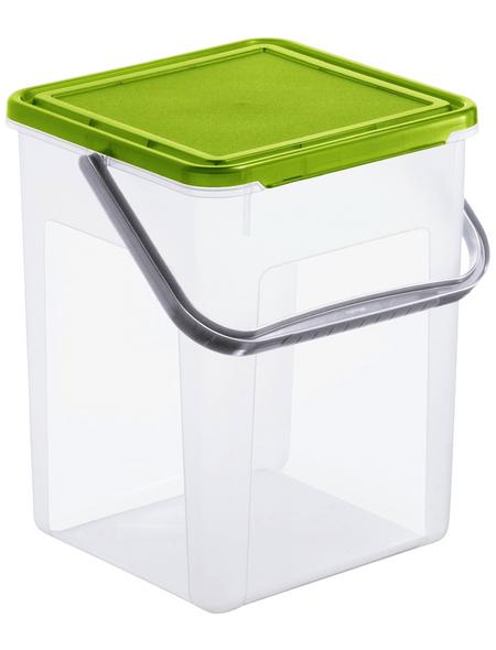 Rotho Aufbewahrungsbox, BxHxL: 22,5 x 27 x 23 cm, Kunststoff