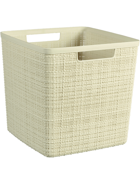 CURVER Aufbewahrungsbox, BxHxL: 28 x 27 x 28 cm, Kunststoff