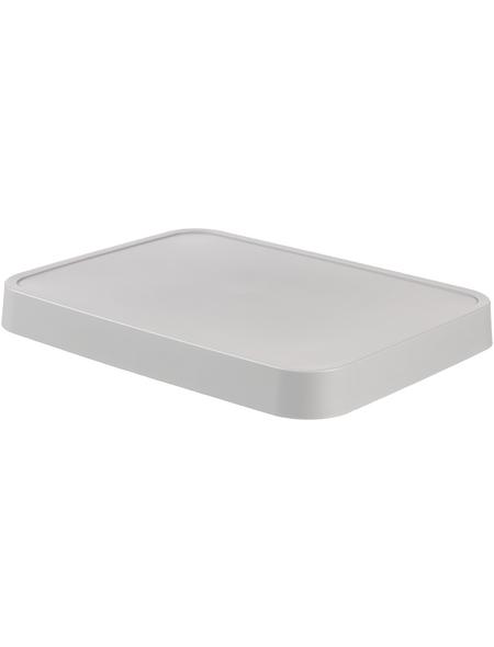 CURVER Aufbewahrungsbox, BxHxL: 36,3 x 3,9 x 27 cm, Kunststoff