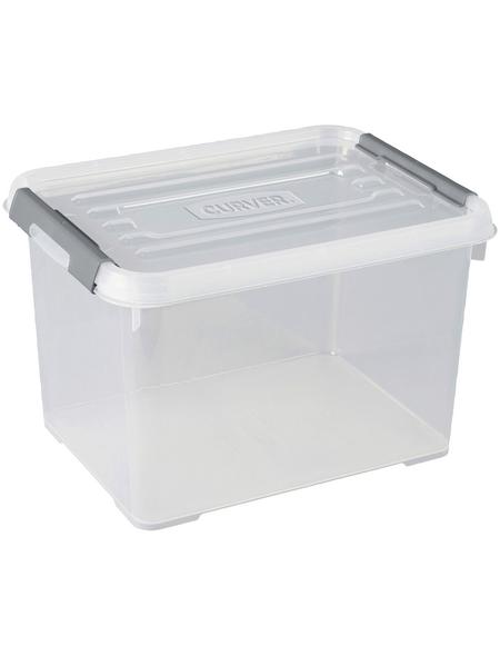 CURVER Aufbewahrungsbox, BxHxL: 40 x 26 x 29 cm, Kunststoff