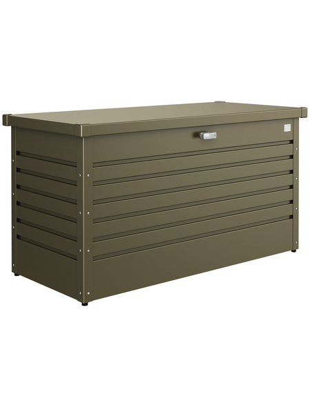 BIOHORT Aufbewahrungsbox »FreizeitBox«, B x H: 134 x 71 cm, Stahl
