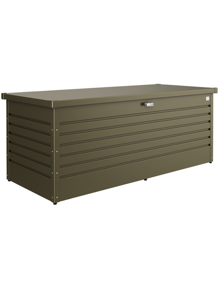 BIOHORT Aufbewahrungsbox »FreizeitBox«, BxH: 181 x 71 cm, Stahl