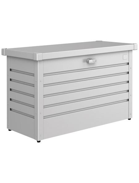 BIOHORT Aufbewahrungsbox »FreizeitBox«, BxHxT: 101 x 61 x 46 cm, silber-metallic