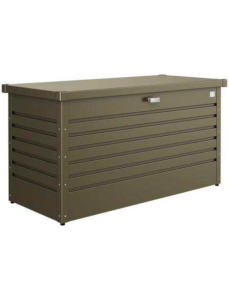 BIOHORT Aufbewahrungsbox »FreizeitBox«, BxHxT: 134 x 71 x 62 cm, bronzefarben