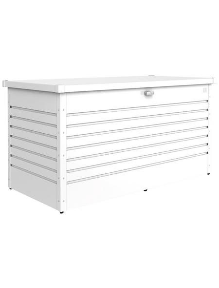 BIOHORT Aufbewahrungsbox »FreizeitBox«, BxHxT: 159 x 83 x 79 cm, weiß
