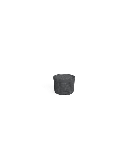 CURVER Aufbewahrungsbox »Jute«, BxHxL: 17 x 13 x 17 cm, Kunststoff
