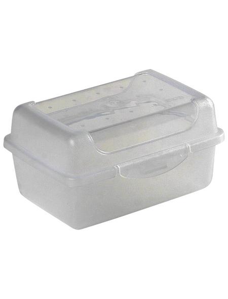 KEEEPER Aufbewahrungsbox, Kunststoff