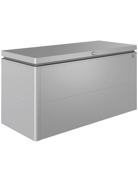 BIOHORT Aufbewahrungsbox »LoungeBox«, BxH: 160 x 83,5 cm, Stahl