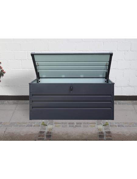 FLORAWORLD Aufbewahrungsbox »Premium«, BxHxT: 132 x 61 x 62 cm, anthrazit