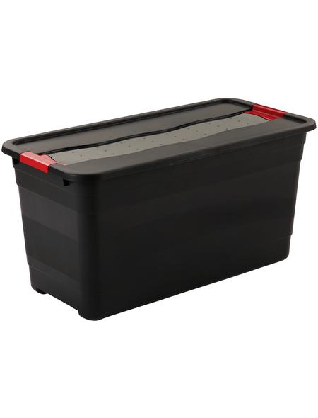 KEEEPER Aufbewahrungsbox »Solido«, BxHxL: 39,5 x 40 x 79,5 cm, Kunststoff