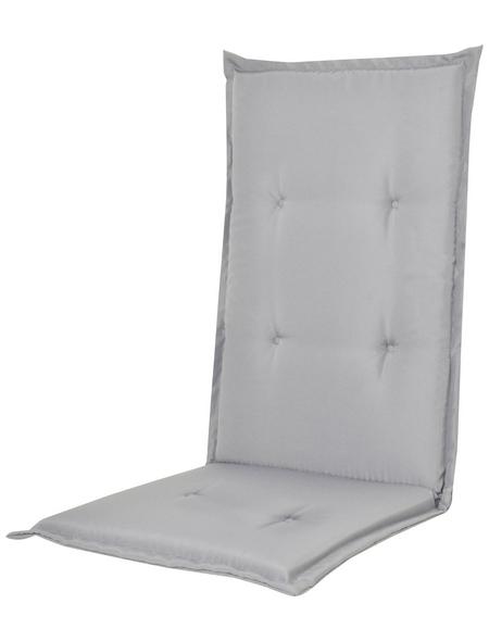 CASAYA Auflage »Casaya«, grau, BxL: 47 x 118 cm