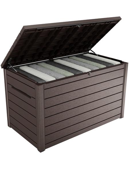 KETER Auflagenbox »Ontario«, BxHxT: 147 x 86 x 83 cm, braun